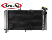 Arashi Black Replacement Radiator For SUZUKI SV650S SV 650S 2003 2004 2005 2006 03 06 Motorcycle