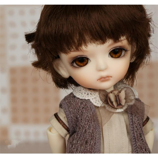<font><b>Bjd</b></font>/<font><b>sd</b></font> doll 1/8 -miel <font><b>BJD</b></font> doll cute BB image
