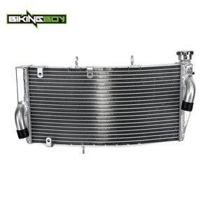 BIKINGBOY Engine Radiator Cooling for Honda CBR954RR Fireblade 02 03 CBR 954 RR RR2 RR3 Water Super Cooler Motorcycle Polished(China)