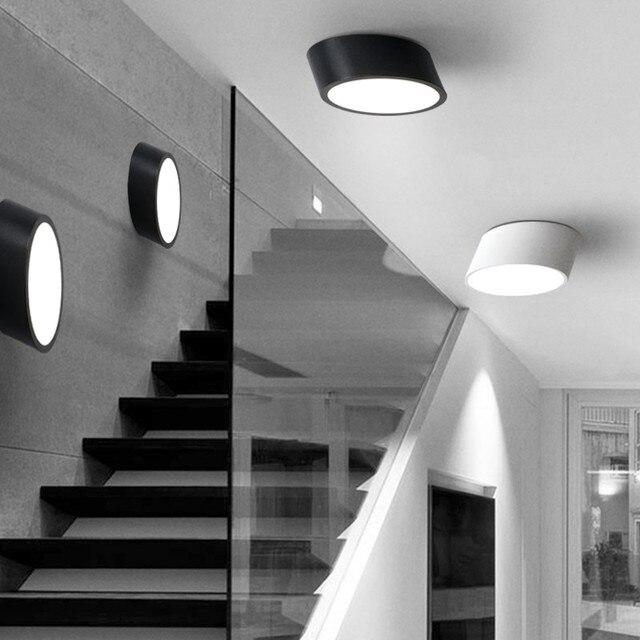 2017 Hot Moderne Minimalismus Led Deckenleuchte Runde Licht Deckenleuchte  Kreative Studie Esszimmer Balkon Küche Lampe