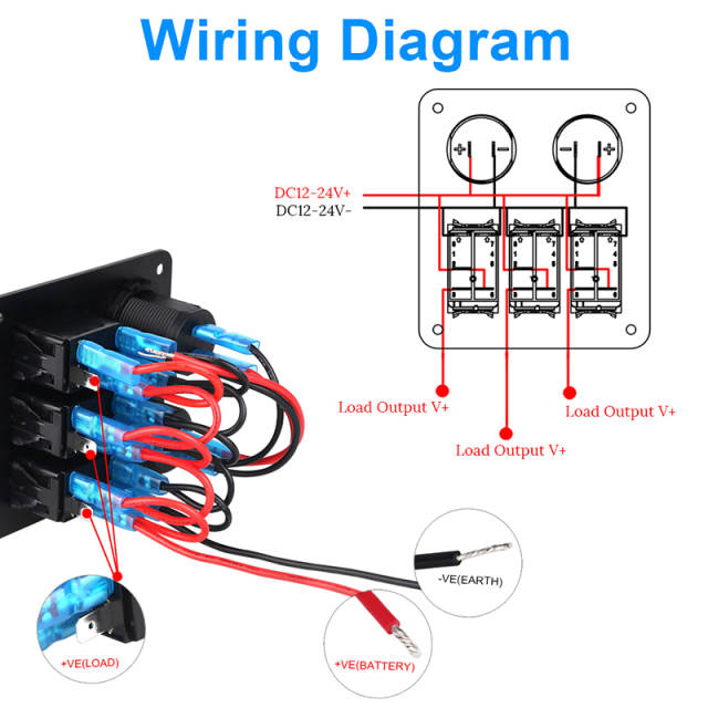 29 boat dual battery switch wiring diagram  wiring database