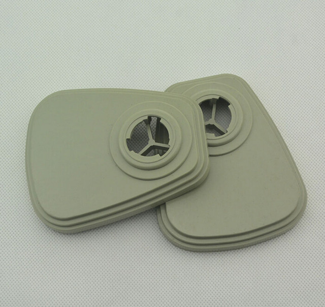 Lots Of LYYSB 603 filter adapter Platform For 3M 6000 7000 Series Industry Gas Mask Safety Respirator 5
