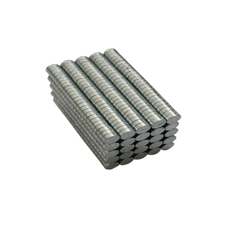 100/200 Pieces/pack 3mm x 1mm Round Ndfeb Neodymium Disc Magnets Dia N50 Strong Rare Earth Magnet neodymium nib magnet spheres 3mm 20 pack