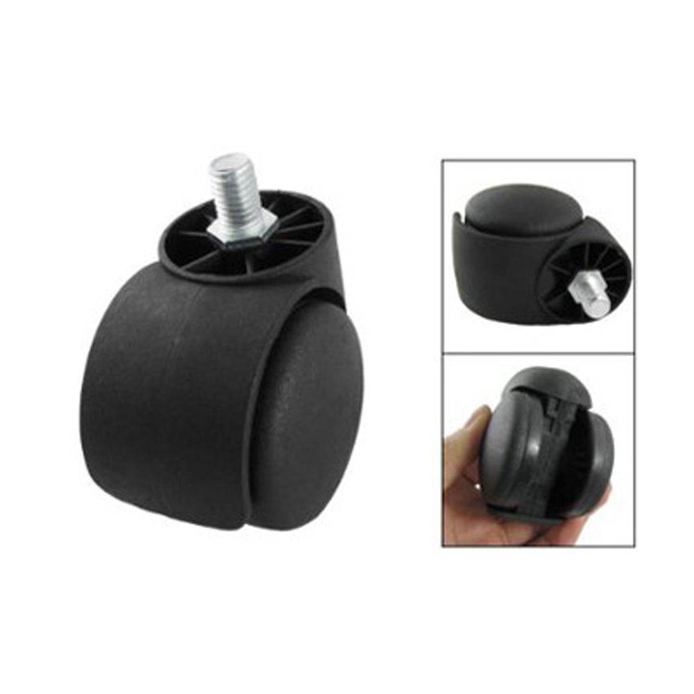 CSS  Replacement 2 TwIn Wheel Rotate Caster Roller For Office CHair dhtml css