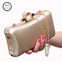 Earth tell women shoulder bag fashion female messenger Clutch bag Chain diamond crossbody girl pu leather mini Evening Bags