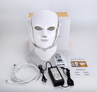Hot Sale Skin Rejuvenation LED Facial Mask Photon Facial Lifting Acne Removal CE