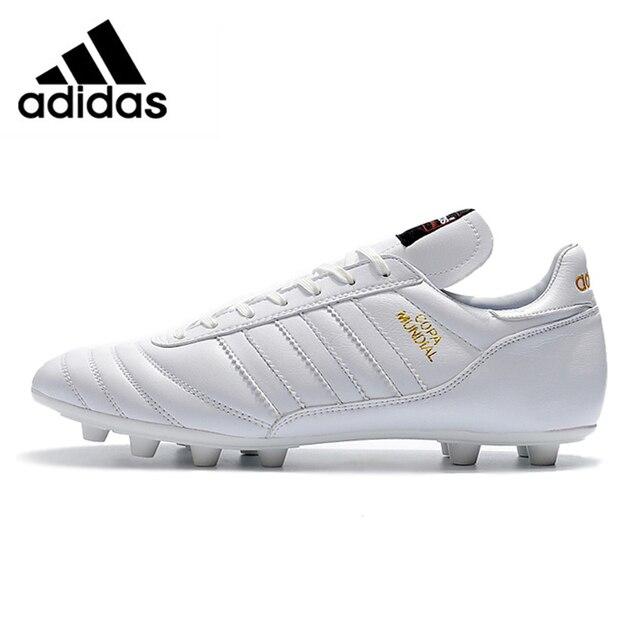 590201fcbce73 Adidas Todos Os Brancos Adidas Copa Mundial FG Branco para o Homem 40-44 EUR