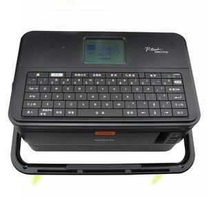 Image 1 - Etiketleme makinesi Etiket Hattı Numarası PT E800T/E800TK Hattı Numarası PT E850TKW Basılabilir Kablosuz Bağlantı