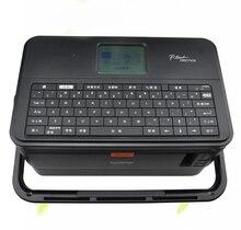 Máquina de etiquetas Etiqueta do Número Da Linha PT E800T/Número Da Linha E800TK PT E850TKW Pode ser Impresso através de Conexão Sem Fio