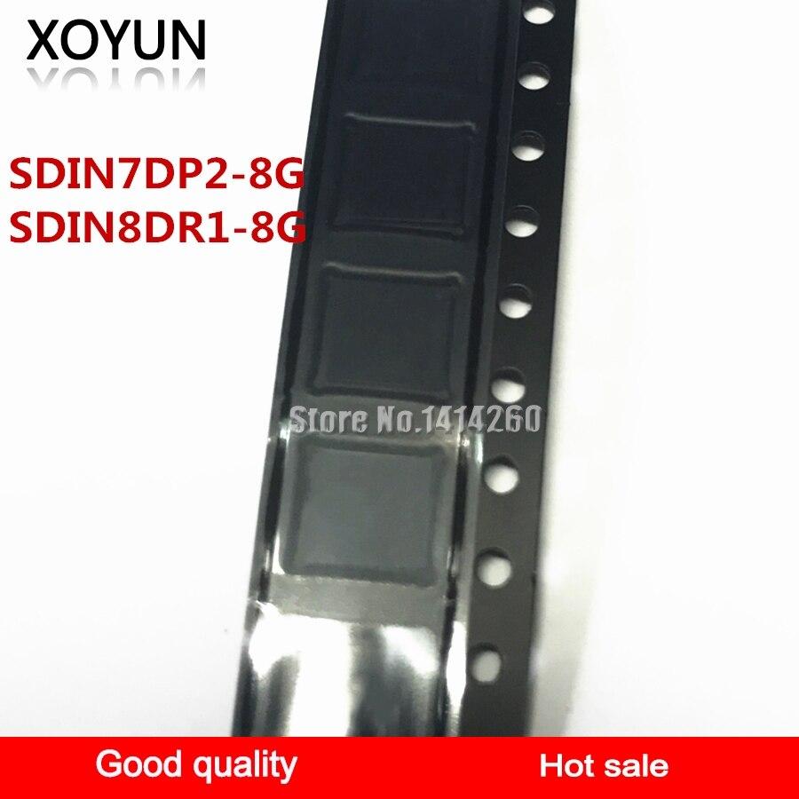 SDIN7DP2-8G SDIN8DR1-8G BGA-153 8G emmcSDIN7DP2-8G SDIN8DR1-8G BGA-153 8G emmc