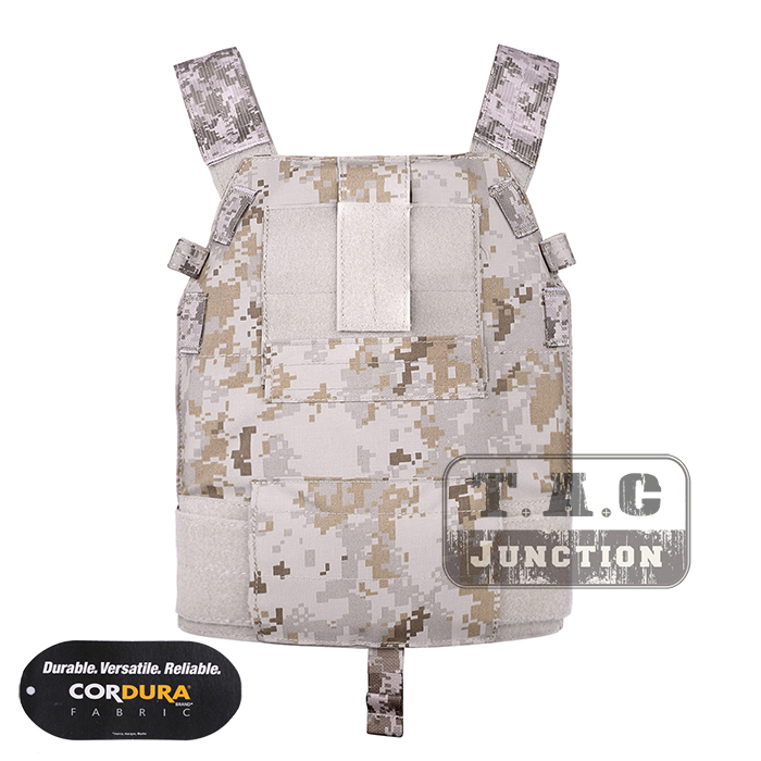 цена на Emerson MOLLE Tactical LBT-6094 Slick Large Plate Carrier EmersonGear LBT 6094 Lightweight Body Armor Combat Vest