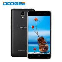 2017 הכי חדש Doogee X10 3 גרם Smartphone 5.0 inch אנדרואיד 6.0 MTK6570 ליבה כפולה 1.0 GHz 512 MB RAM 8 GB ROM 3360 mAh כפולה זהות חשבון