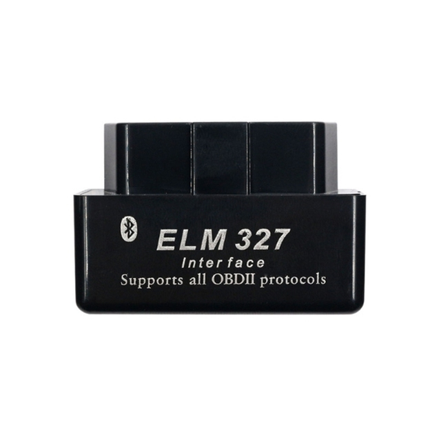 ELM327 V2.1 Bluetooth OBD OBD2 Code Reader CAN-BUS Supports Multi-Brand Cars Multi-Language ELM 327 BT V2.1 Works Android/PC C