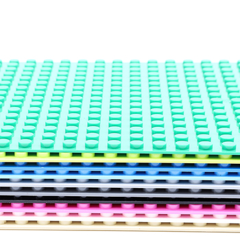 Classic Base Plates Plastic Bricks Baseplates Compatible Legoing City Dimensions Building Blocks Construction Toys 32*32 Dots