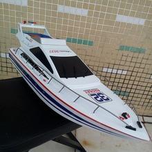 Радиоуправляемые Роскошные скоростные лодки HL 3837 высокоскоростные радиоуправляемые игрушечные лодки для детей