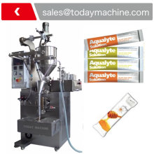 sealing sauce honey sachet ketchup liquid packaging machine
