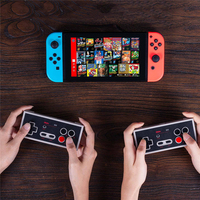 for 8 BitDo N30 Bluetooth Gamepad for Nintend Switch Online Game Gamepads for Steam Android PC MAC Support Turbo Firmware Update|Gamepads|   -