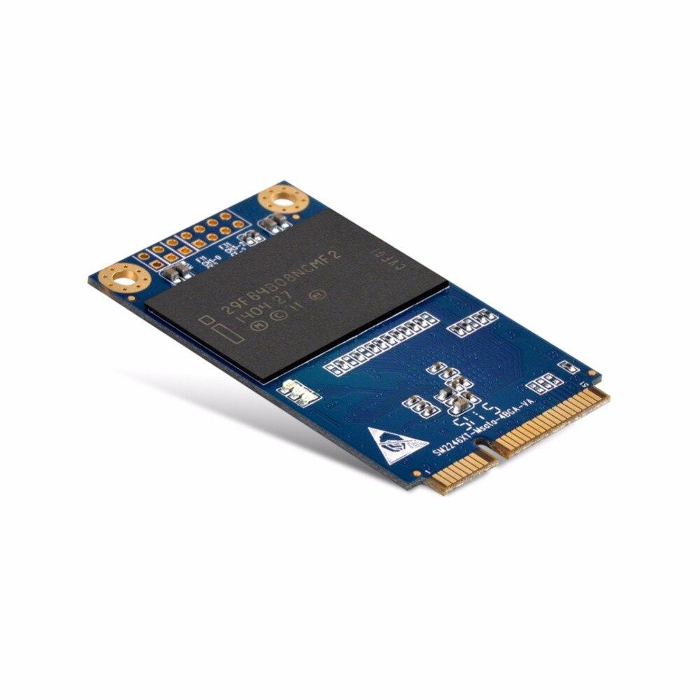 (M200-60GB) kingdian marca directa de fábrica mejor precio caliente Mini SATA Disco Duro SSD mSATA 60 GB SSD 64G