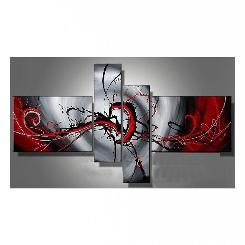 NUEVA pintura al óleo 100% pintada a mano Decoración del hogar - Decoración del hogar - foto 6