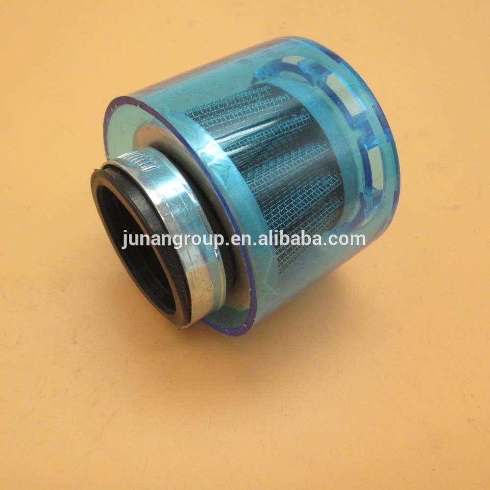 Air Filter Air Box 35mm Straight For Shielded Cone Chinese Scooter 4 Stroke 50cc Blue Automobiles & Motorcycles Atv,rv,boat & Other Vehicle
