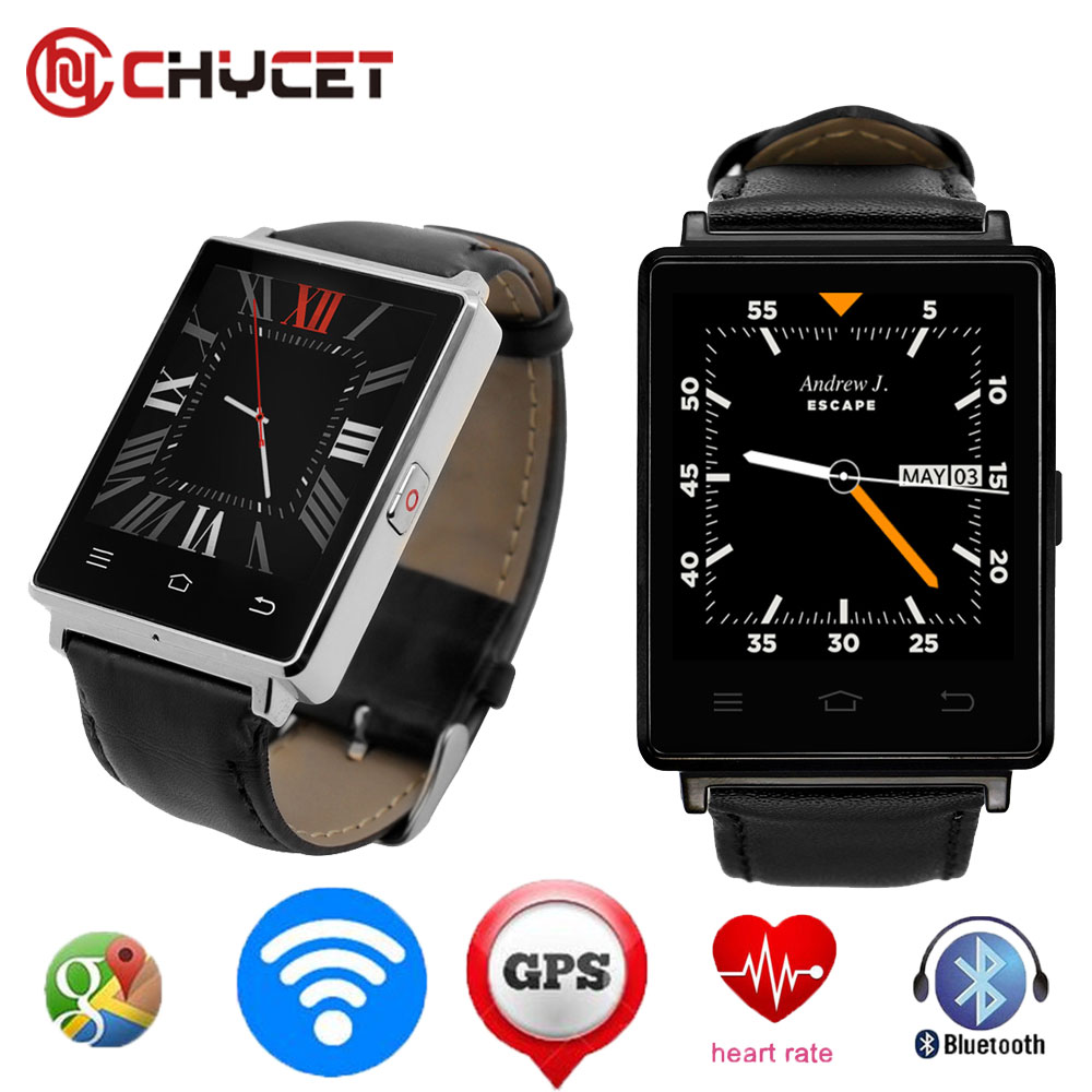 NO.1 D6 Smart Watch 1GB RAM 8GB ROM MTK6580 Quad Core 1.63 Inch Android 5.1 For Samsung XiaoMi Support Health Monitor GPS WIFI no 1 d6 1 63 inch 3g smartwatch phone android 5 1 mtk6580 quad core 1 3ghz 1gb ram gps wifi bluetooth 4 0 heart rate monitoring