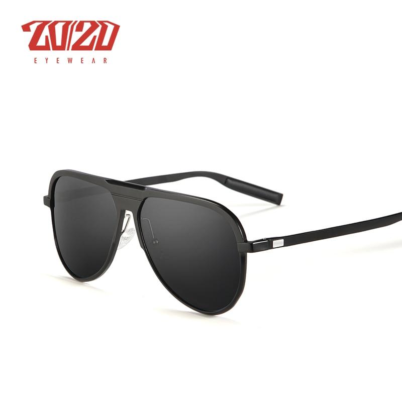 Image 5 - 20/20 Unisex Classic Brand Aluminum Sunglasses Men Polarized UV400 Mirror Male Sun Glasses Women For Men Oculos PK016brand sun glassessun glassessun glasses brands -