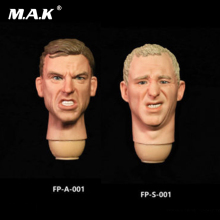 цена 1/6 Scale Male Head 1:6 Facepoolfigure FP-A-001/ FP-S-001 Men Expression Head Sculpt F 12