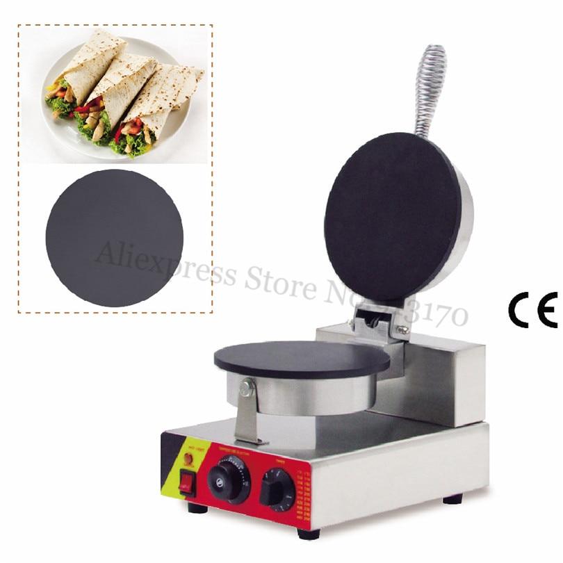 Commercial Crispy Waffle Maker Non-stick Roll Pancake Waffle Machine Snack Crispy Waffle Baking Machine 220V/110V недорого