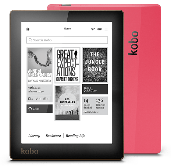 6 inch e-book Kobo Aura ebook reader e-ink Front Light e Book Reader WiFi 4GB Memory resolution 1024x758 6 inch e-book Kobo Aura ebook reader e-ink Front Light e Book Reader WiFi 4GB Memory resolution 1024x758