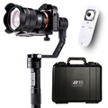 Zhiyun Crane Handheld Stabilizer gimbal With Case Remote Controller for DSLR Canon Cameras Support 1.2KG F18164-A