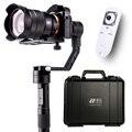 Zhiyun Guindaste Estabilizador Handheld cardan Com Caso Controle Remoto para Canon DSLR Câmeras Suporte 1.2 KG F18164-A