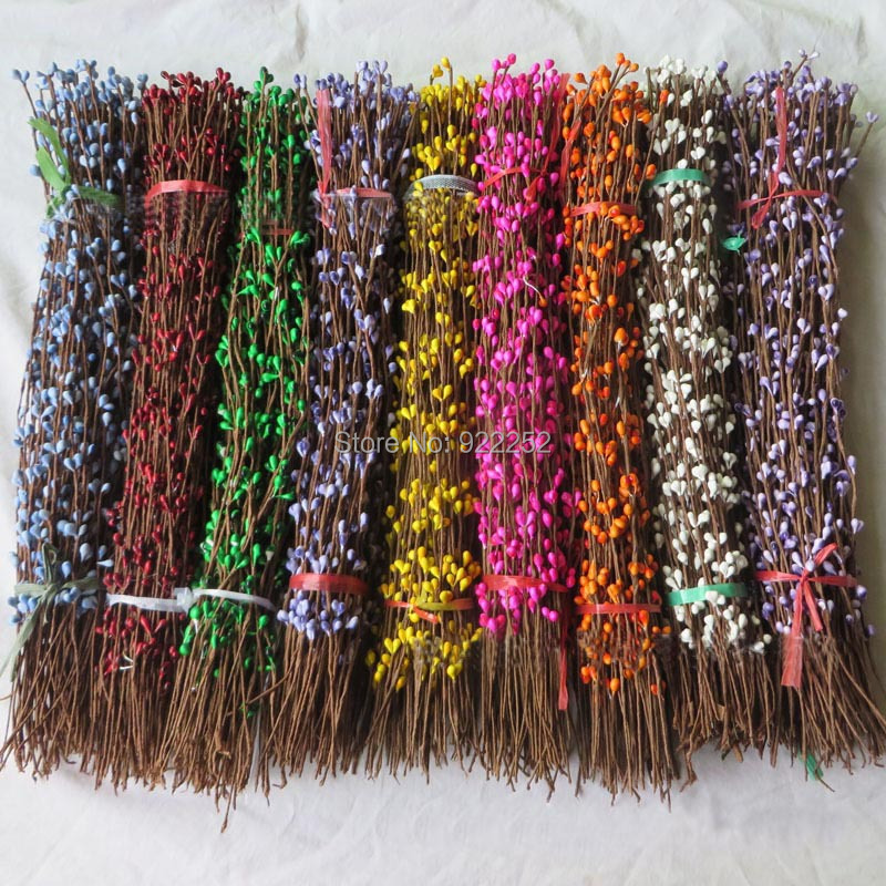 floral wire dried branches,pip berry stem,diy flowe arrangement accessories,hair garland,hanging decoration for home,wedding