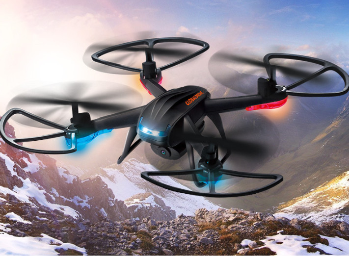 все цены на GW007-2 RC Drone with Camera wifi FPV Drone 4CH 6-axis gyro Quadcopter RC Helicopter онлайн