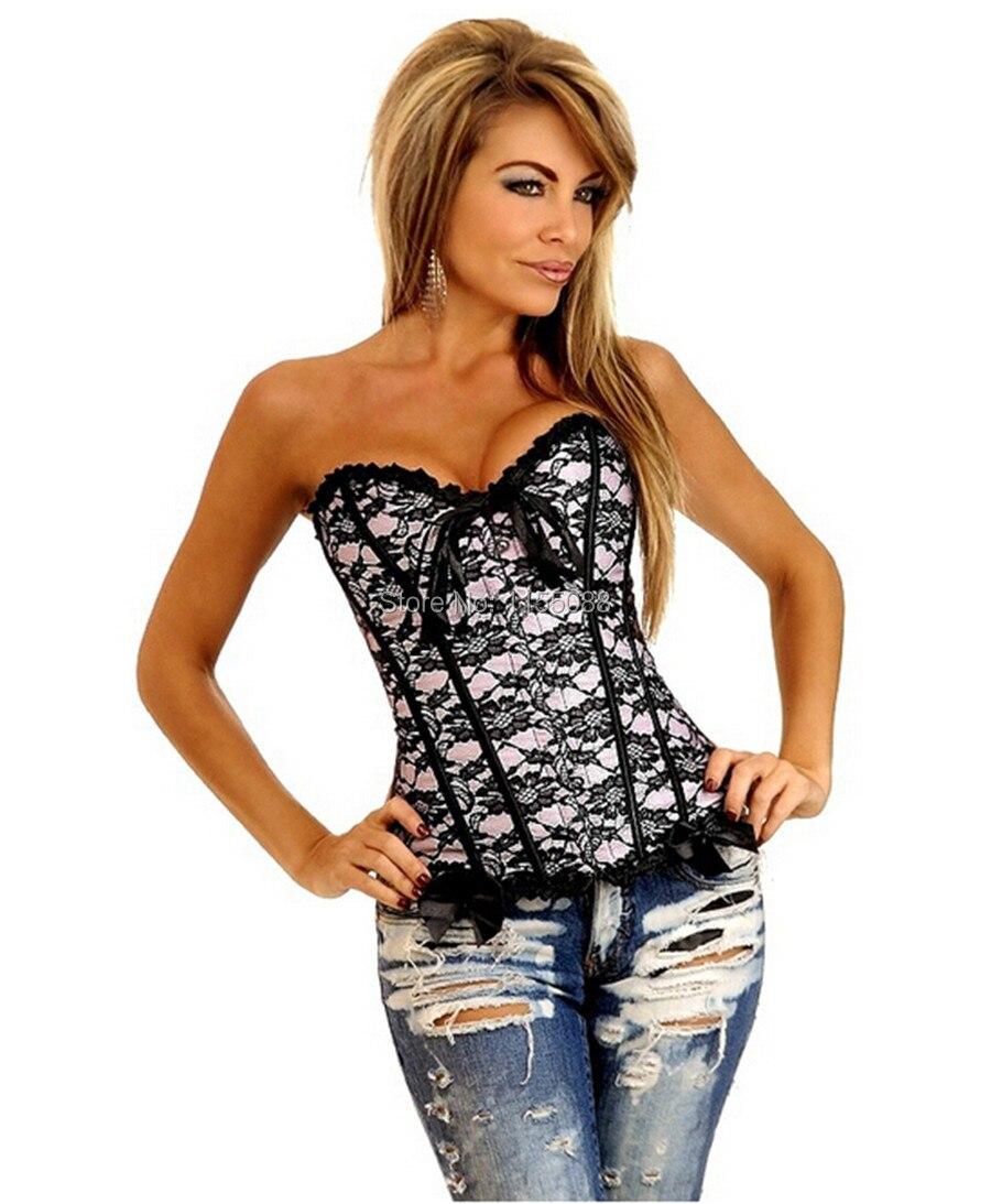 50pcs/lot Hot selling new design Waist Corset  Women Sexy Waist Trainer Bustier Corset Slimming Waist Cincher Shapewear