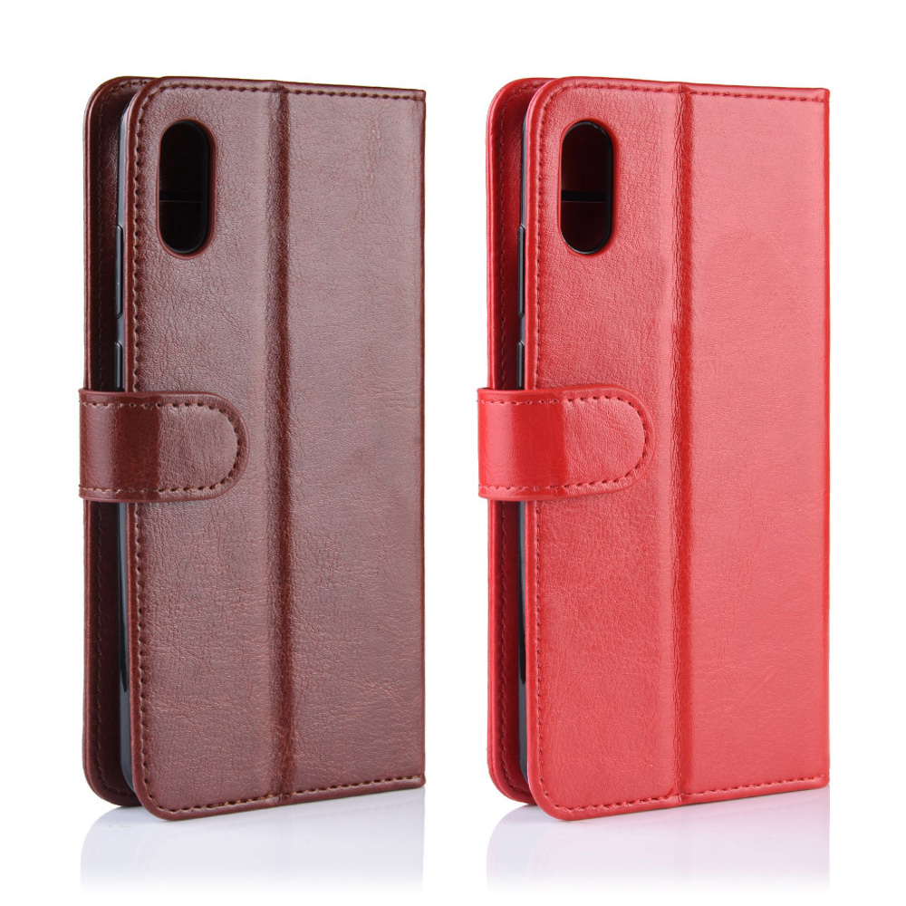 KOC3572_6_Wallet Leather Case with Card Slots and Stand for Cubot X19