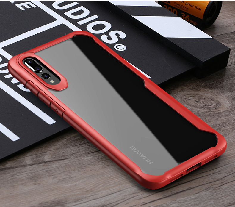 LUPHIE Shockproof Case For Huawei P20 Pro P20 Lite Mate 10 Pro Cover (9)