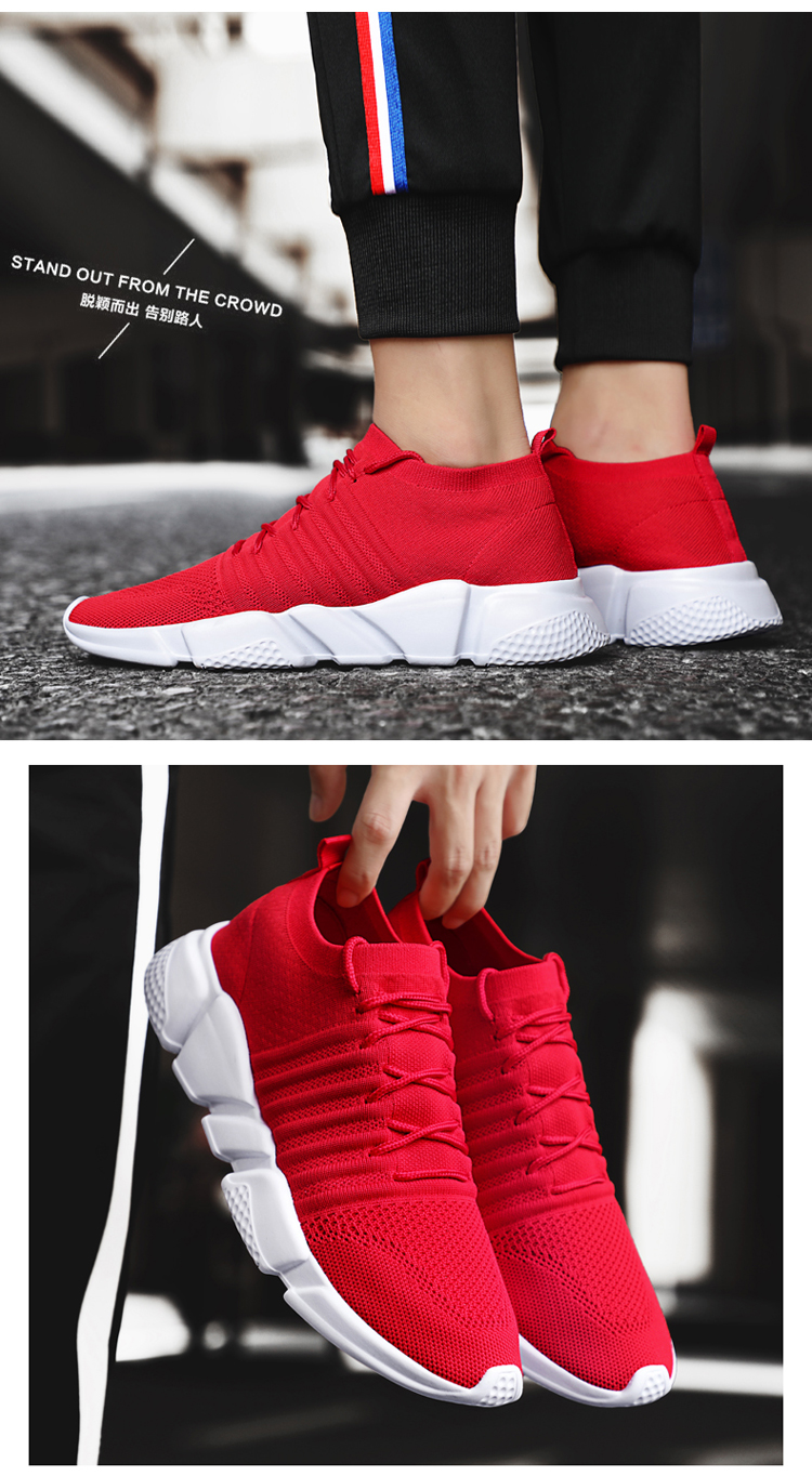HTB1lF6cIN1YBuNjy1zcq6zNcXXa9 - Men Sneakers Lightweight Flykint Casual Shoes Men Slip On Walking Socks Shoes Trainers Mesh Flat Homme Big Size Tenis Masculino