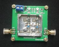 1MHz 3GHz 40DB UHF 2 4G Broadband Low Noise Amplifier RF LNA Amp Module VHF HF