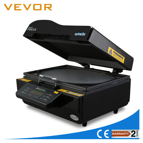 VEVOR  Mug And Phonecase 3d Sublimation Vacuum Heat Press Machine