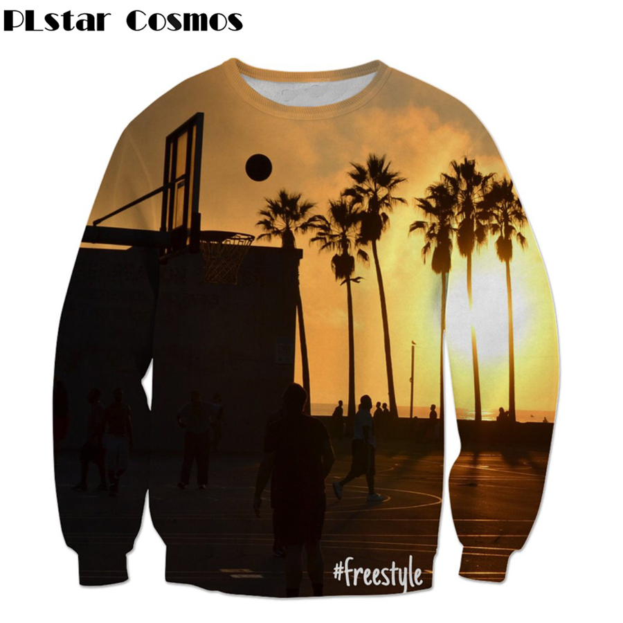 Popular Graphic Crewneck Sweatshirts for Men-Buy Cheap Graphic ...