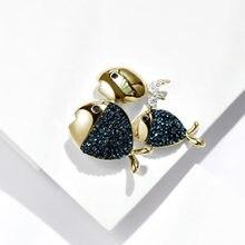 Ювелирные изделия donia модная симпатичная индивидуальная дикая