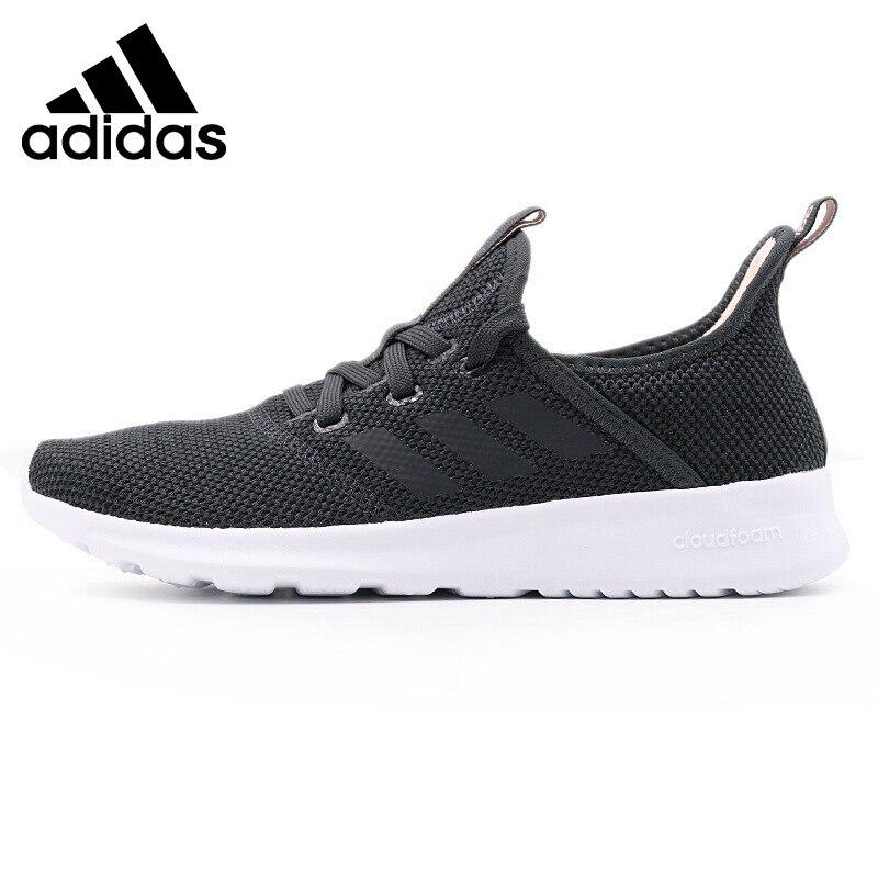 Original New Arrival 2018 Adidas NEO Label CLOUDFOAM PURE Women's Skateboarding Shoes Sneakers