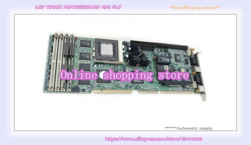 Industrial computer equipment motherboard AP-500 V1.0 with CPu memory fan