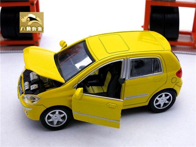 hyundai click игрушка