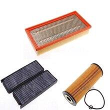 Воздушный/масляный/салонный фильтр для Ssangyong Rexton 2,7 oem: 23190-08403 68120-08030 1621843025
