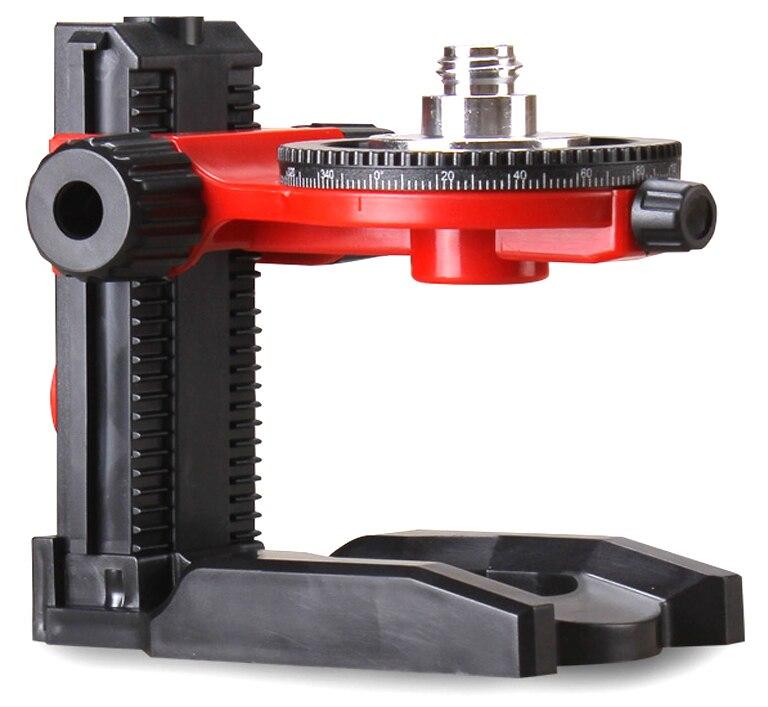 """Niveau laser Support 5//8/""""/"""" 360 DEGRÉS Fine Super Magnet pulls L-Support Leveling"""