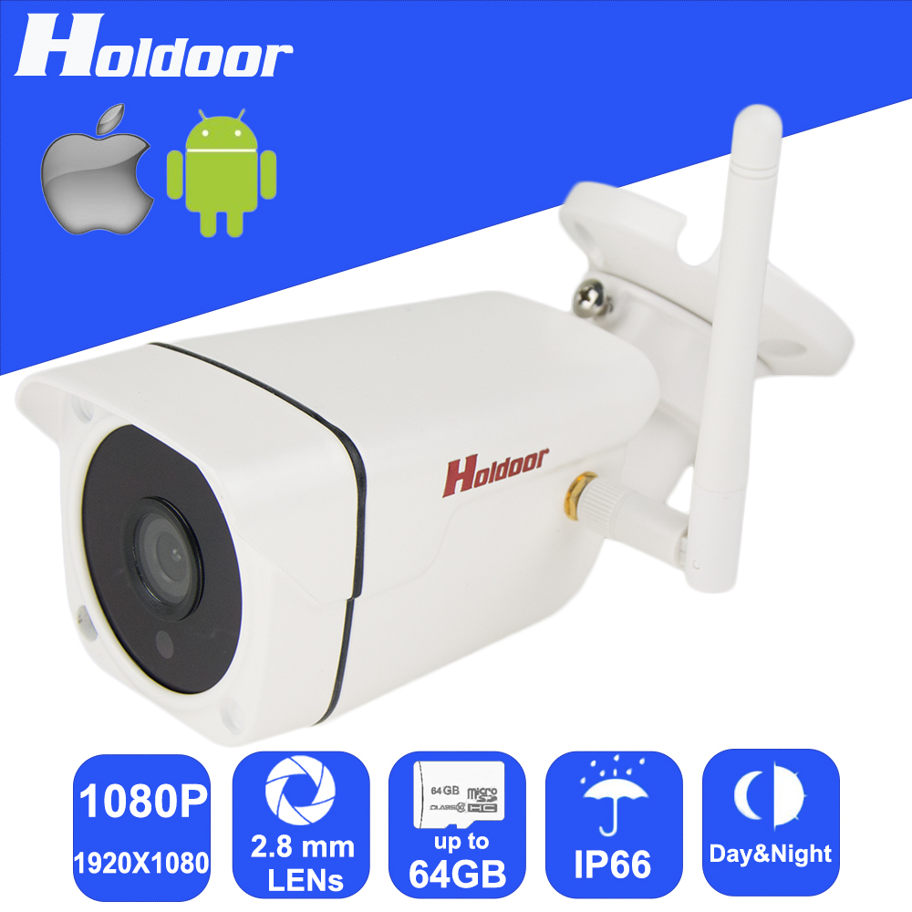1080P HD Mini WiFi IP Camera with 2.8mm HD Lens IR Cut Night Vision Motion Detection Alarm Security Webcam Email Alert Onvif P2P sacam 720p wifi wireless ip camera with two way audio ir cut night vision video onvif p2p network webcam for home security alarm
