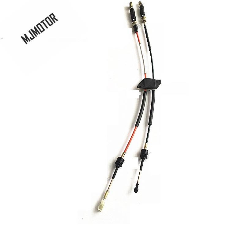 1kit Manual transmission gear cable for Chinese CHERY QQ