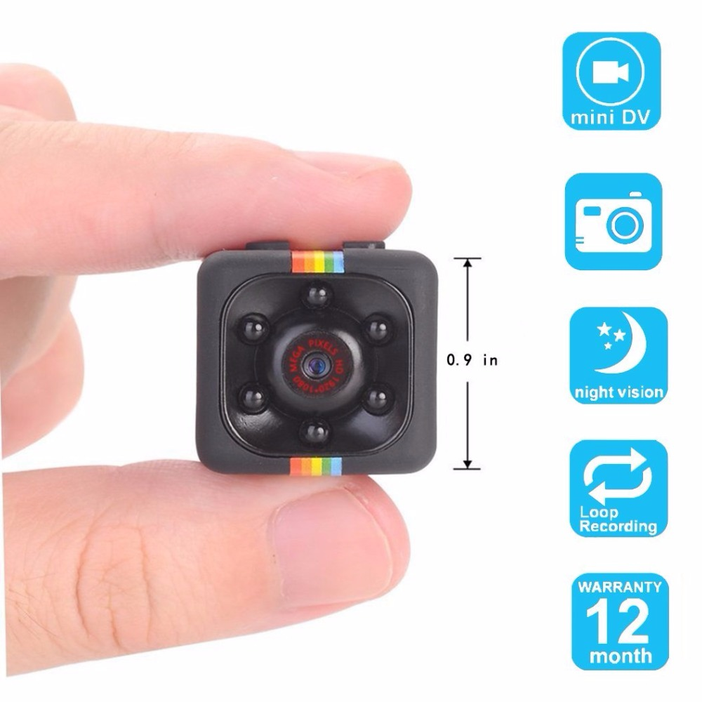 SQ11 Mini camera HD Sport Camera Night Vision Mini Camcorder Action Camera Dvr Video voice Recorder Micro Cameras SQ 11 mini cam