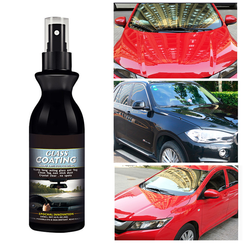 Can I Use A Ceramic Car Coating On Glass
